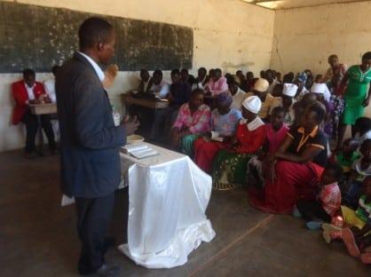 Rwizi Christian Church Launch